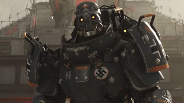 Wolfenstein 2 launch trailer