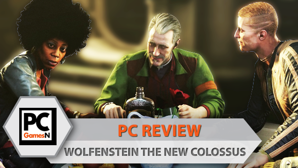 Wolfenstein 2 pc review
