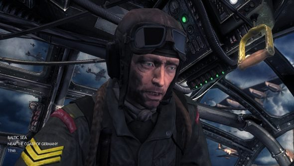 Fergus Reid: the closest thing Wolfenstein: The New Order has to a good dad.