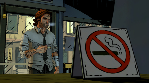 The Wolf Among Us Episode 4 review