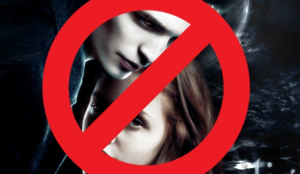 CCP have already banned Edward and Bella from World of Darkness