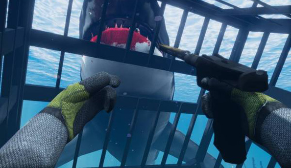 World of Diving is a multiplayer ocean-dipping sim with Oculus Rift support