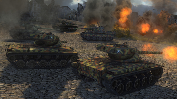 World of Tanks Wargaming