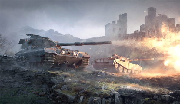 World of Tanks will even the playing field for 2014