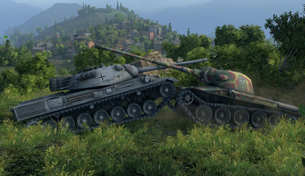 World of Tanks 8.5 begins rolling out today; premium consumables now purchasable without real-world cash