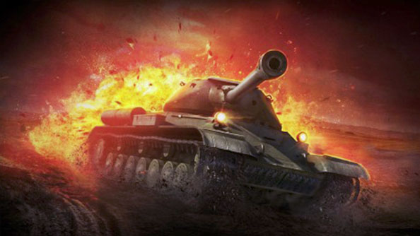 World of Tanks patch 8.4 is out now; trailer shows Free Willy-esque tank jump