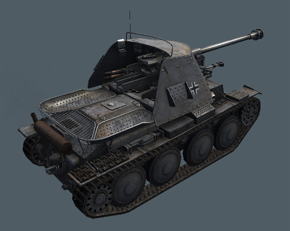 world of tanks 8 9 will roll out seven new german tank destroyers pcgamesn. Black Bedroom Furniture Sets. Home Design Ideas