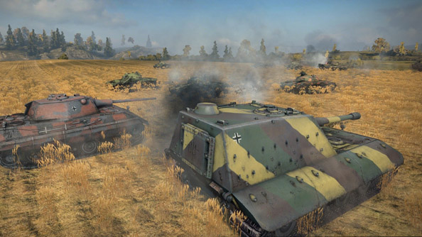 World of Tanks grows new experimental Nation vs Nation mode: Confrontation