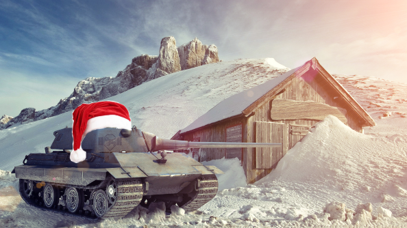 World of Tanks contest: win Razer goodies just in time for Christmas