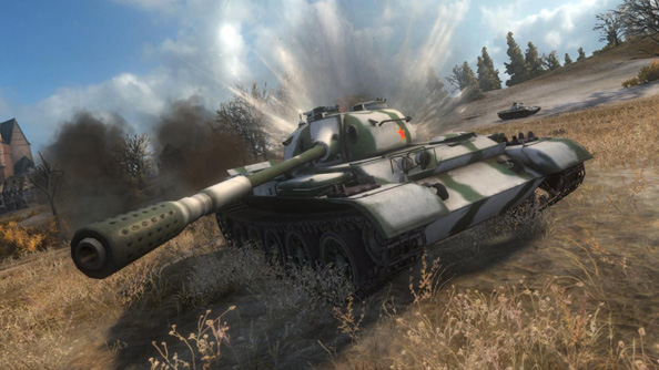 World of Tanks now has 80 million accounts - and its eSports scene is real