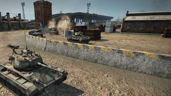 Kislyi Kart: World of Tanks is getting a limited-time-only race mode