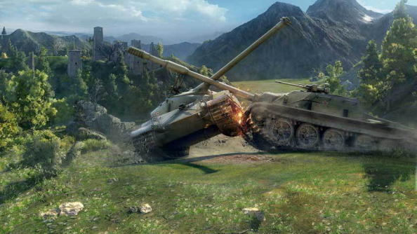 World of Tanks Stronghold guide: why you're going to need a mighty clan