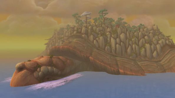 AFK on a giant turtle: why WoW's only neutral level 90 player spent 4164 hours on a single island