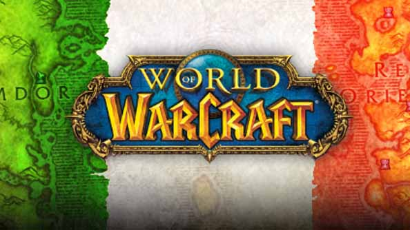 In Italiano: World of Warcraft localised into Italian