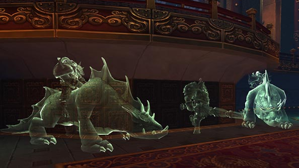 First Mists of Pandaria raid opens its doors: The Mogu'shan Vaults