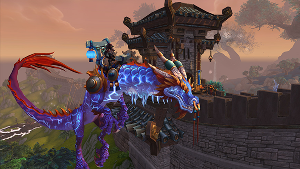 World of WarCraft boss Nalak will shock you from on high