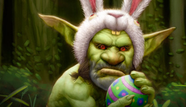 World of Warcraft Noblegarden event brings Easter to Azeroth