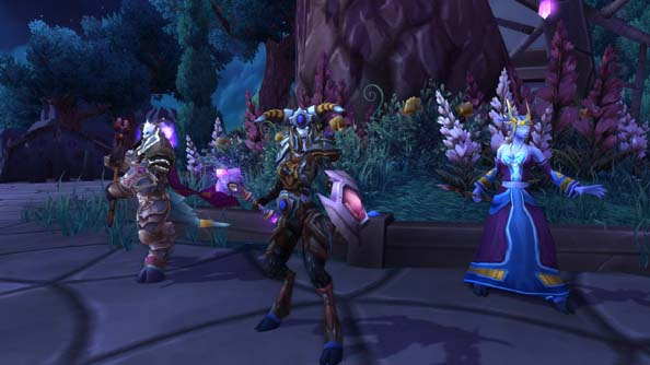 Warlords of Draenor is scheduled for release before the end of the year.