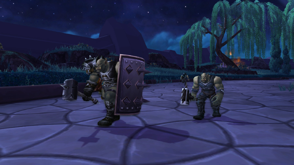 World of Warcraft subscribers: gone walkabout.