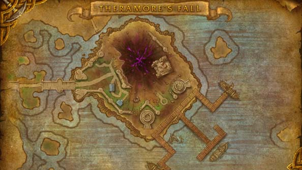 World of Warcraft Theramore's Fall scenario now live for all level 85 players