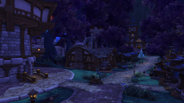 "Blizzard plan to add content to Warlords of Draenor's garrisons ""in every patch"""
