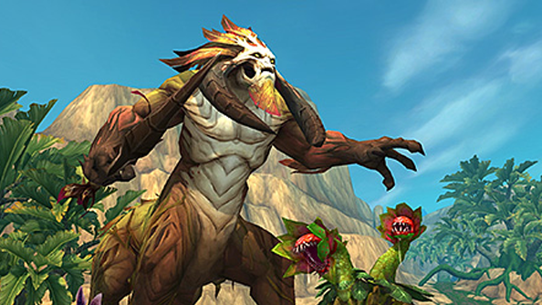 world of warcraft warlords of draenor gorgrond blizzard