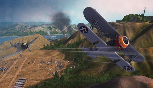 World of Warplanes open beta to begin July 2; will introduce unified Wargaming accounts