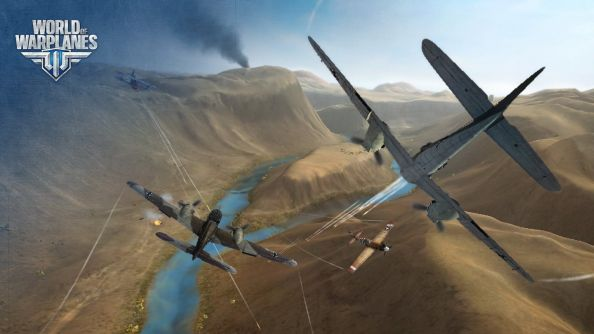 World of Warplanes tutorial trailer aids in fancy-pants aerobatics