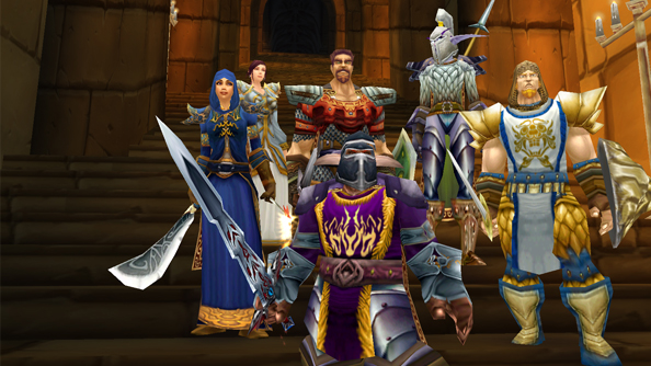 Blizzard to temporarily ban World of Warcraft arena players for win trading, reset ratings above 2200