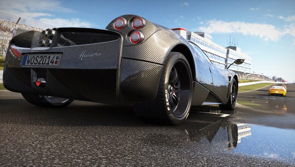 World of Speed: dead pretty, like car games all somehow are.