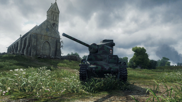 With 140 million players fueling World of Tanks, where does