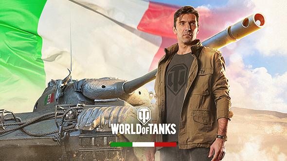 world of tanks italian gianluigi buffon