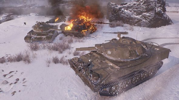 World of Tanks update 1.0 wot encore