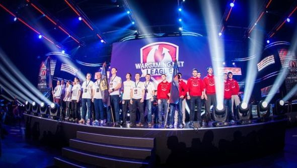 World of Tanks World Championships