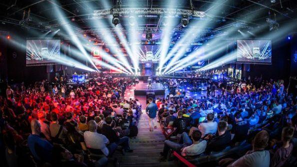 World of Tanks World Championships crowd