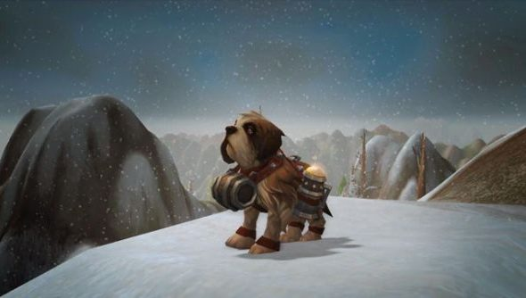 world of warcraft winter veil covers half the cost of certain pets and mounts this christmas - World Of Warcraft Christmas