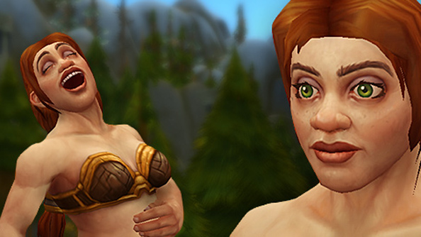 Still no beards: Warlords of Draenor's new female dwarf ...