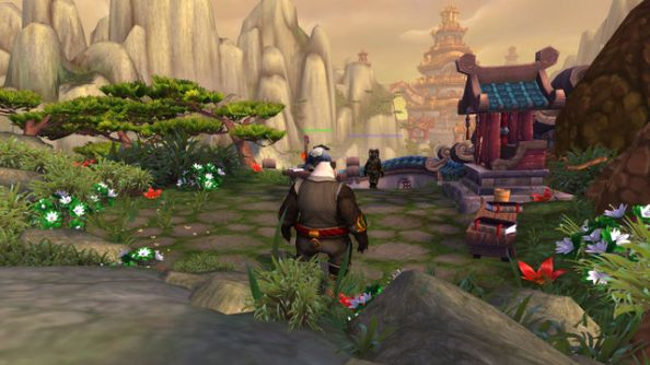 AFK on a giant turtle: why WoW's only neutral level 90
