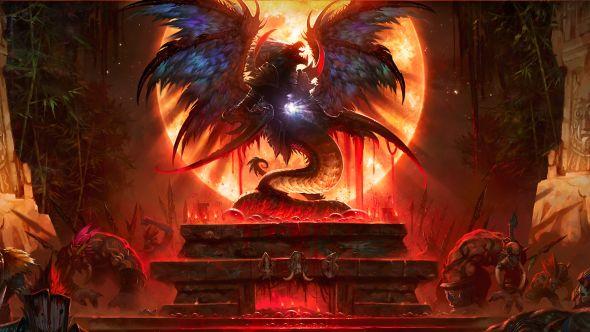 World of Warcraft Blood Plague