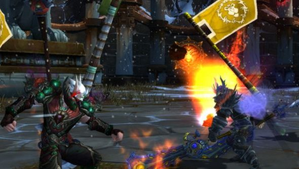 World of Warcraft PvP is in for a change - but not just yet.