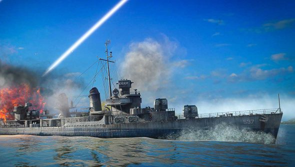 World of Warships closed beta begins