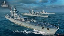 World of Warships French