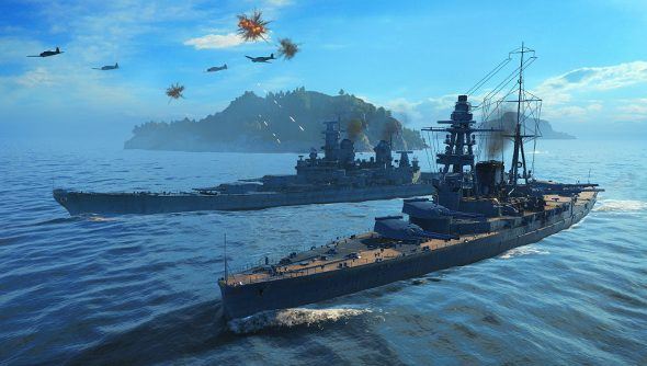 world of warships release date