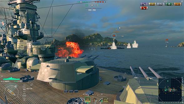 world of warships steam