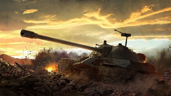 Wargaming.net League Grand Finals kick off on April 4th; we're going to be there, looking at tanks