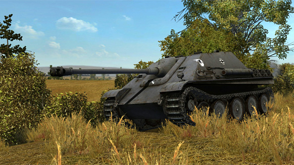 World of Tanks update 7.4 goes live today