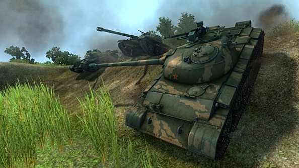 World of Tanks expands again, introduces Chinese tanks