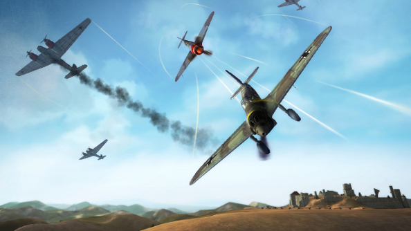 World of Warplanes is about to take to the skies