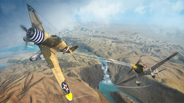 World of Warplanes dev diary shows off new Superiority and Escort game modes