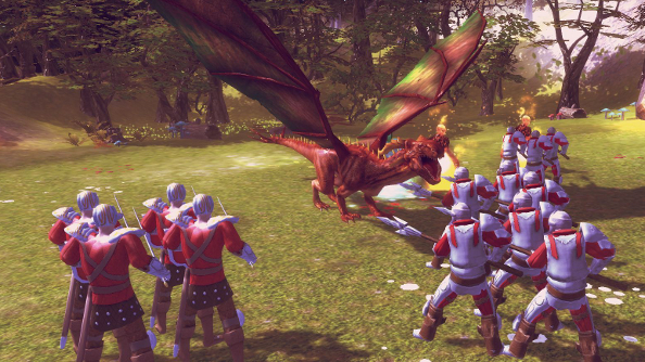 Worlds of Magic beta launches in January